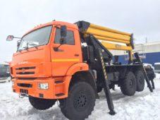 Автовышка 6х6 - 32 м аренда в Красноярске
